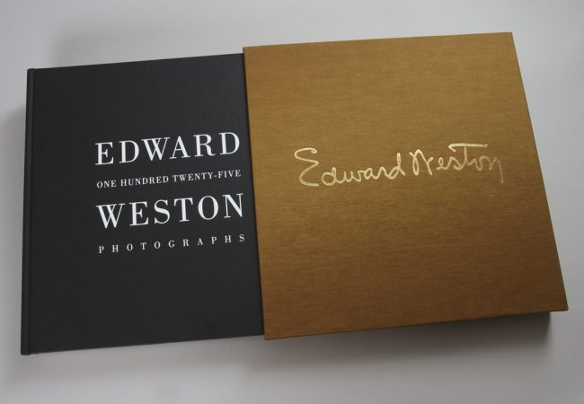 Book Review: Edward Weston: One Hundred Twenty-Five Photographs