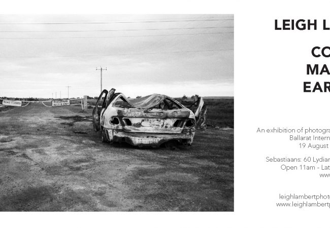 Exhibition: Concrete Makes the Earth Seem Colder – Leigh Lambert