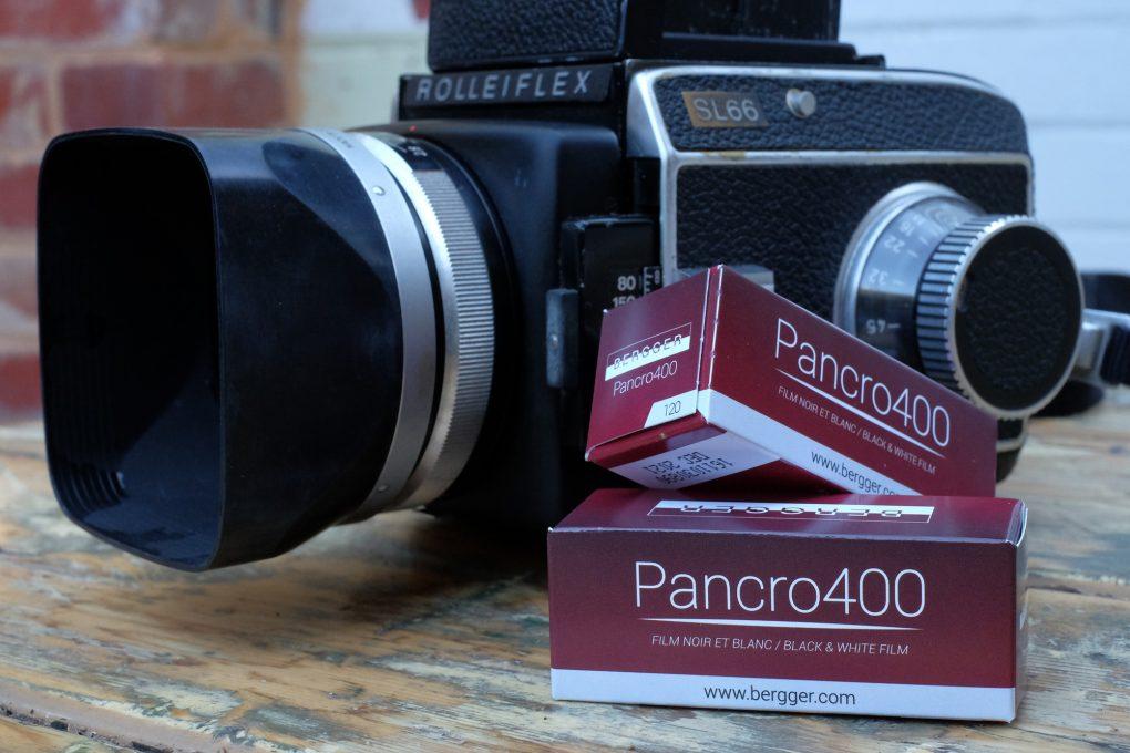 Review: Bergger Pancro400 roll film by David Tatnall