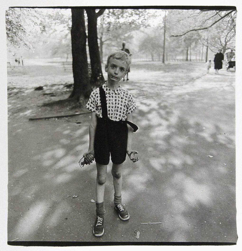 Exhibition: American Portraits – Diane Arbus