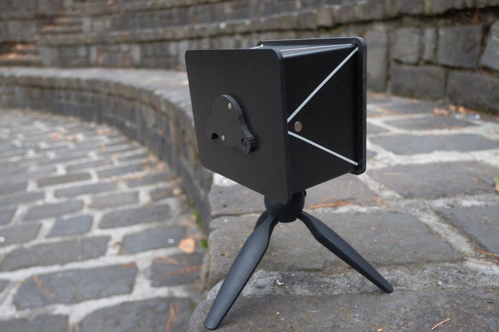 Review: Ilford-Harman Obscura 4×5 pinhole camera by David Tatnall