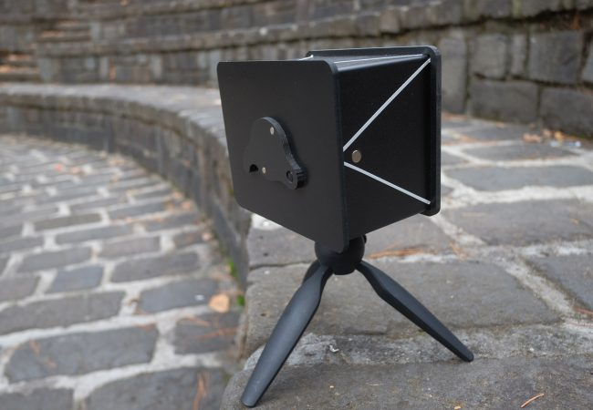 Review: Ilford-Harman Obscura 4×5 pinhole camera by David Tatnall