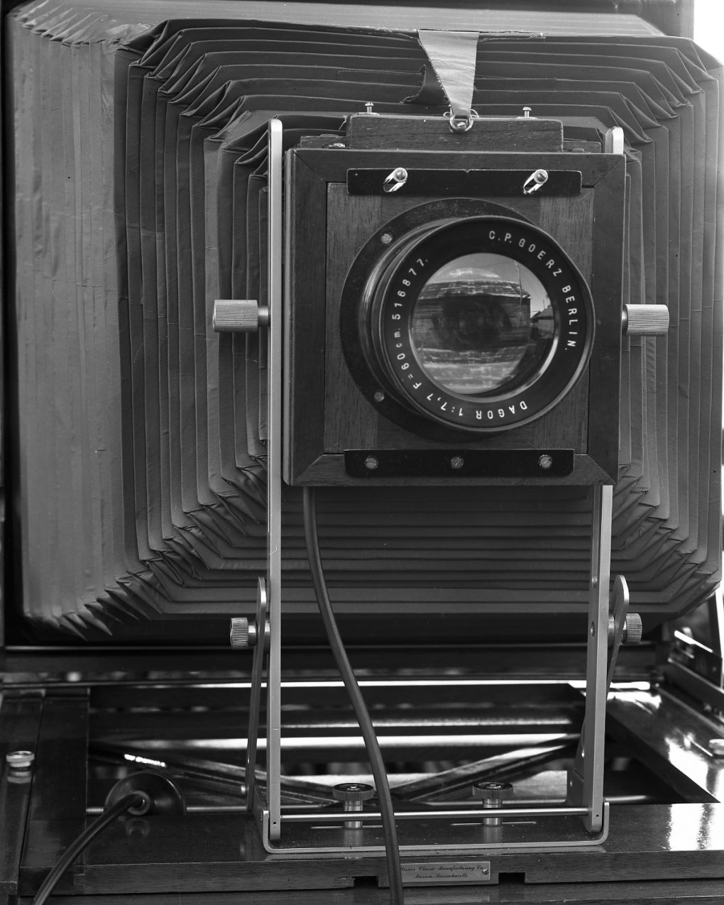 Ilford Ultra Large Format film 2018