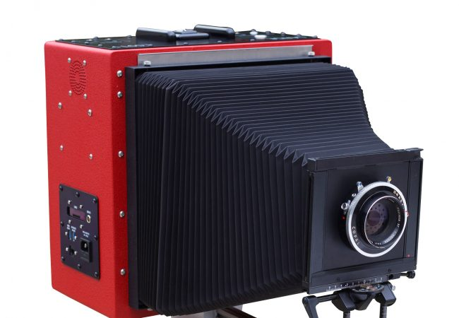 LargeSense 8×10 digital camera