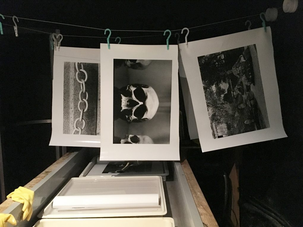 Darkroom Demonstration with Linsey Gosper