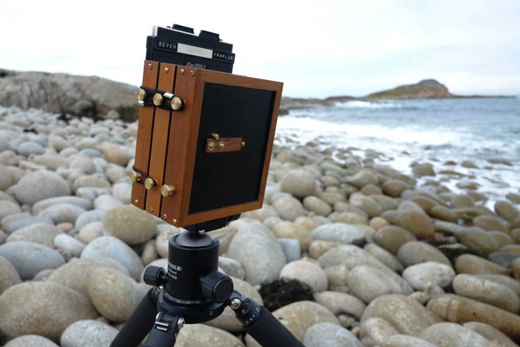 Review: Zero Image 4×5 pinhole camera by David Tatnall