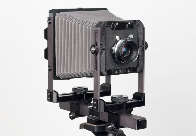 4×5 self assemble camera from Standard Cameras