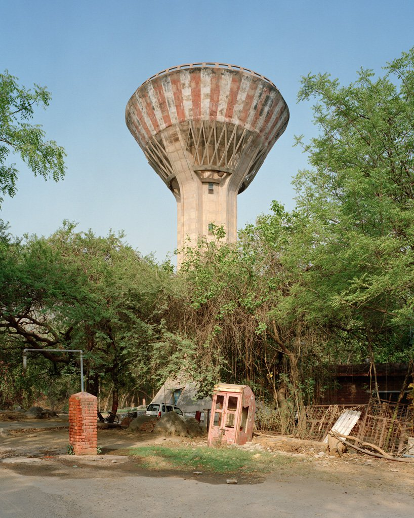 Randhir Singh – Water Towers