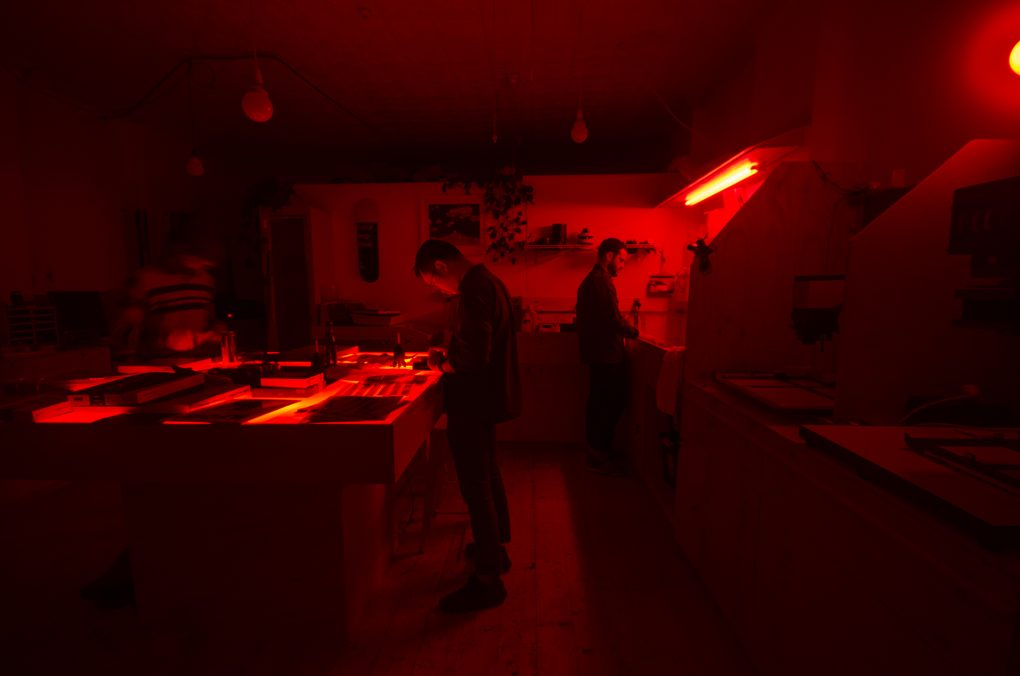Work In Process: A new darkroom for Melbourne