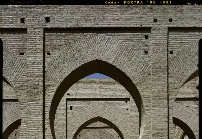 Exhibition: The Architecture of Islam's Western Frontier by Rod Sainty