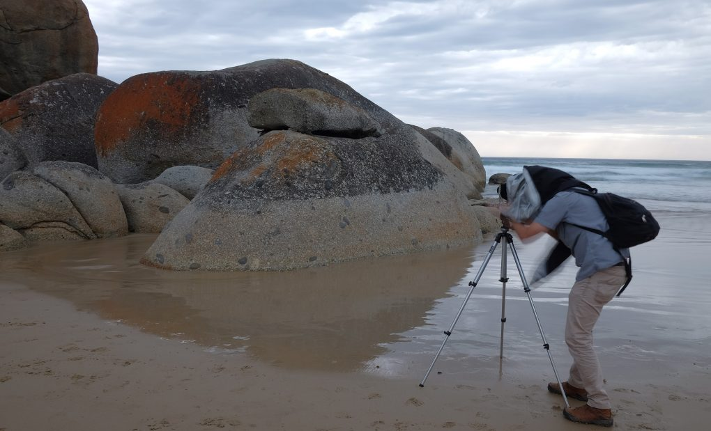 The Friends of Photography Group at Wilsons Promontory by Sunil Patel