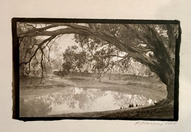 Exhibition: Memories of a River by Bob Kersey