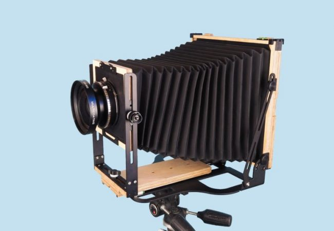 Intrepid Camera launch updated 4×5 and 8×10 cameras
