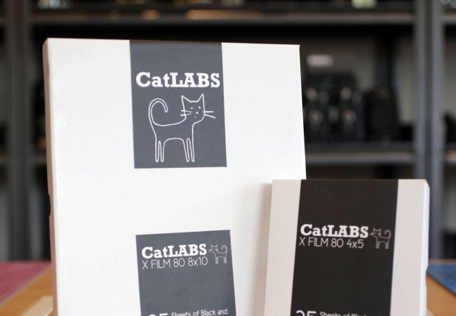 CatLABS X film 80 sheet film
