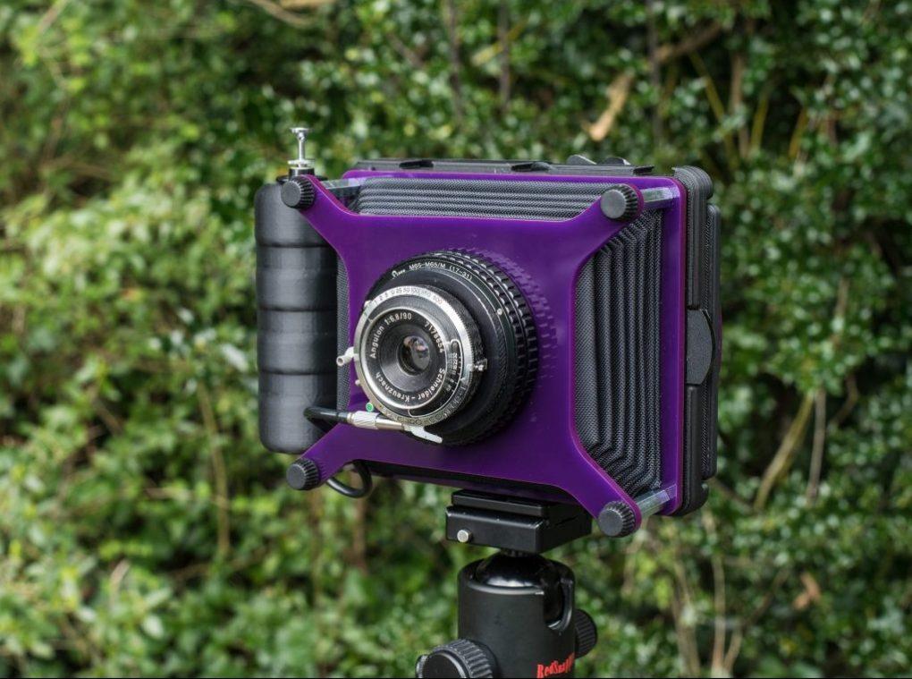 Chroma Cameras release multi format handheld 4×5 camera