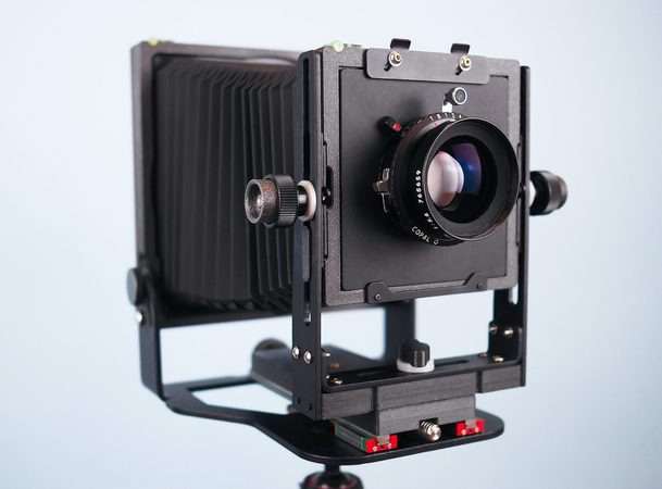 Intrepid Camera Company limited edition 4×5 camera