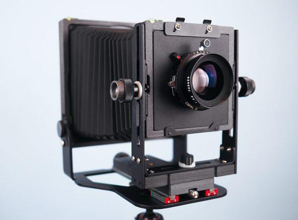 Intrepid Camera Company limited edition 4×5 camera
