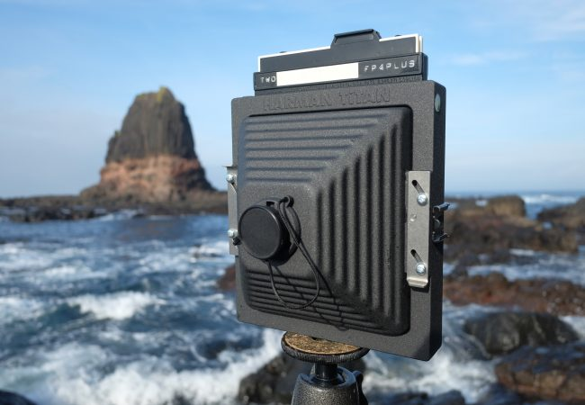 Review: Ilford-Harman Titan 4×5 pinhole camera by David Tatnall