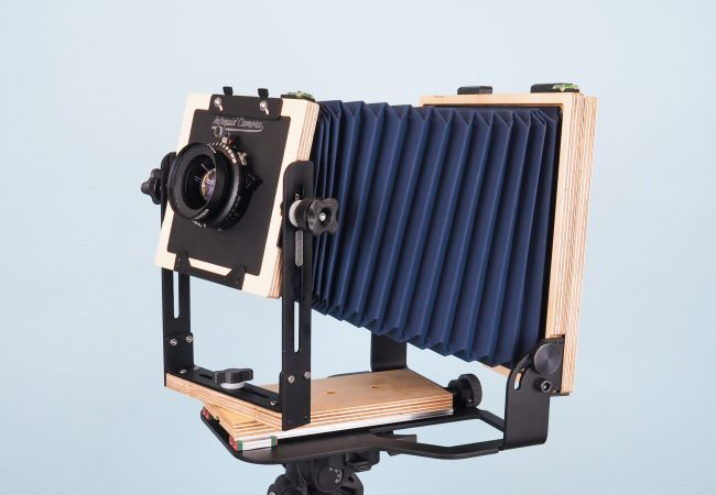 Intrepid Camera Company launch a 5×7 camera