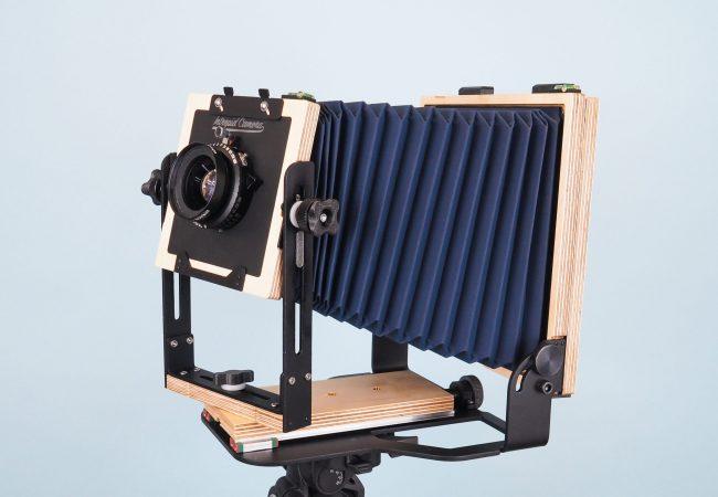 Intrepid Camera Company launch a 5×7 camera