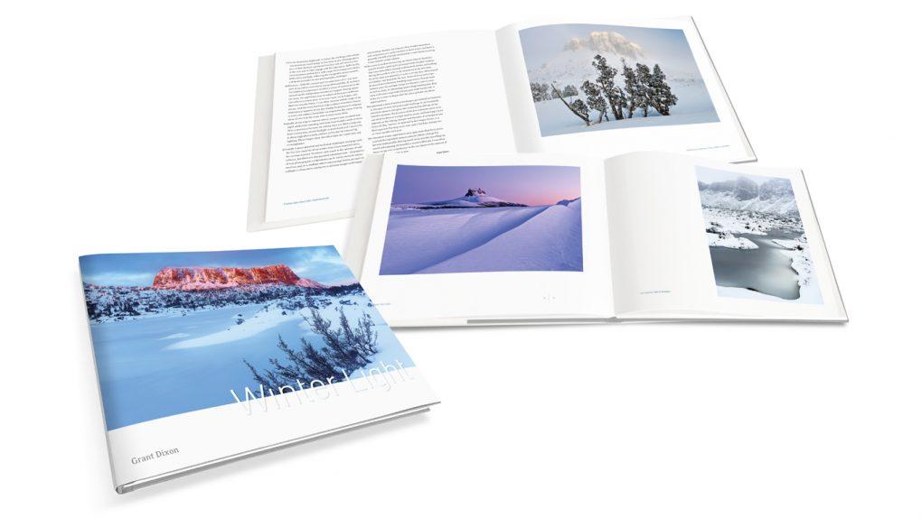 Book: Winter Light by Grant Dixon