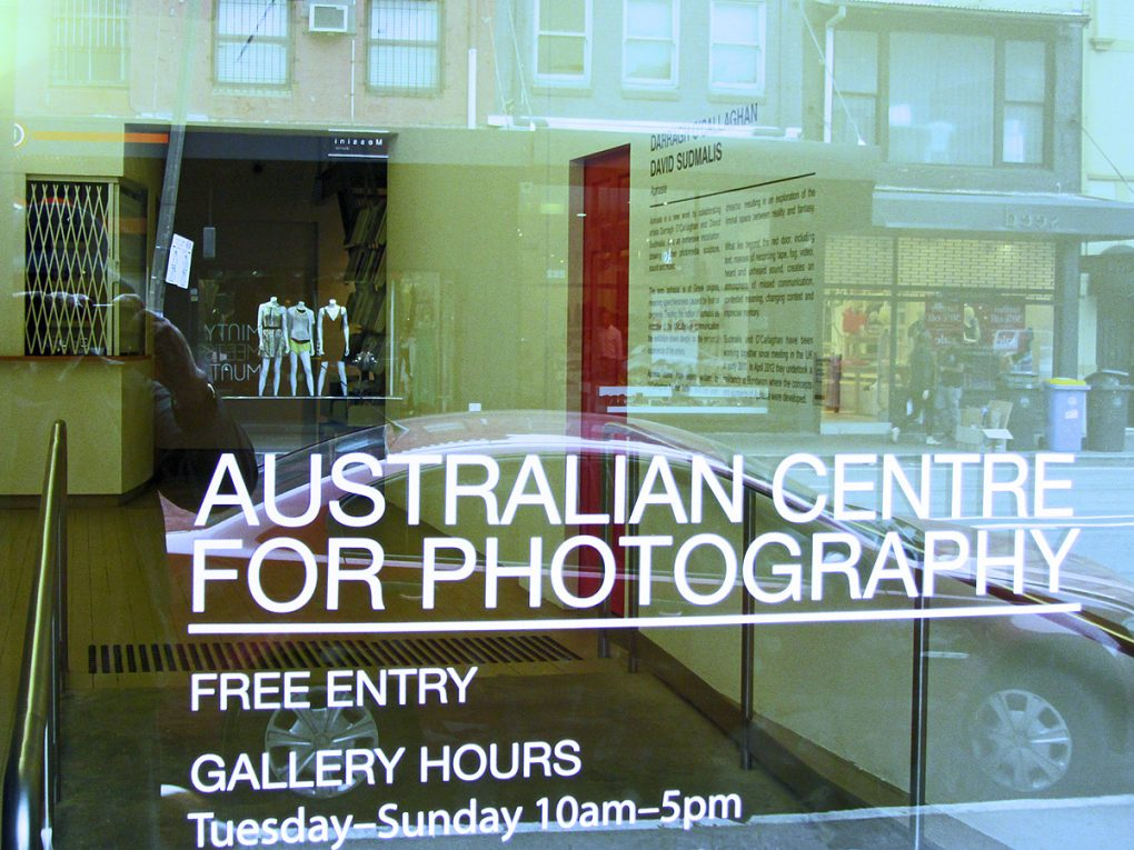 Sydney's Australian Centre for Photography to close.