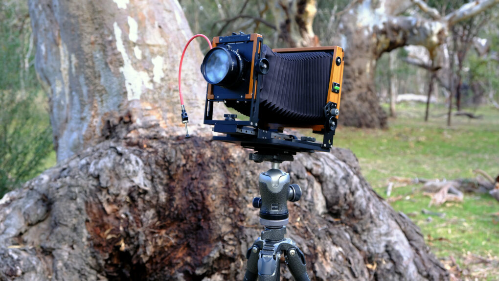 View Camera Australia back online