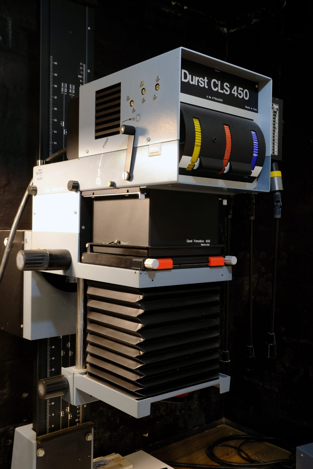 How Bent is Your Enlarger? by Andy Cross